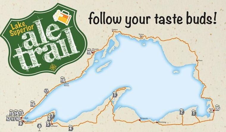 2021 Lake Superior Circle Tour Ale Trail