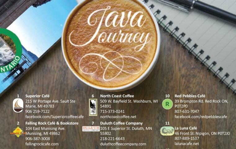 2021 Lake Superior Java Journey